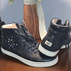 Ugg high top sneaker